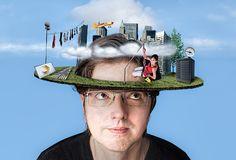 Neues Bild für die eigene Visitenkarte: #MindWorlds Captain Hat, Hats, Pictures, Inspiration, Business Cards, Photos, Biblical Inspiration, Hat, Hipster Hat
