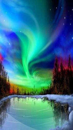 Northern Lights Phot