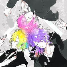 (10) Twitter Cute Anime Boy, Anime Guys, Mc Lb, Mad Father, Rap Battle, Manga Drawing, Anime Chibi, Yandere, Anime Couples