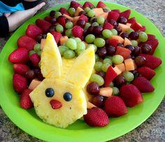 Bunny Fruit Tray
