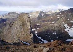 Los 3 picos: Aneto, Posets y Monte Perdido