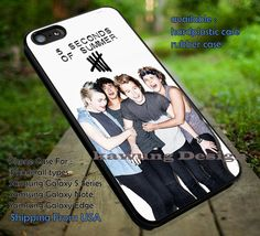 Album Cover 5 Seconds of Summer Looks So perfect  DOP7152 case/cover for iPhone 4/4s/5/5c/6/6 /6s/6s  Samsung Galaxy S4/S5/S6/Edge/Edge  NOTE 3/4/5 #music #5sos