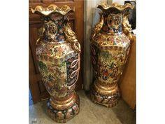 Asian Style Vase