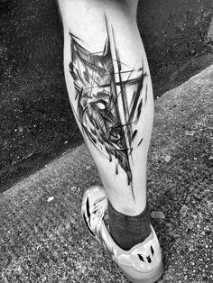 sketch - Land of Tattoos Tattoos 3d, Trendy Tattoos, Popular Tattoos, Black Tattoos, Body Art Tattoos, Girl Tattoos, Tattoos For Guys, Sketch Style Tattoos, Tattoo Style