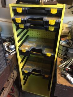 Cabinet for Small Parts Storage Cases - Page 5 - The Garage Journal Board