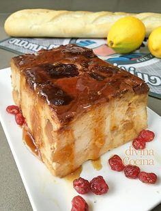 gusto Dessert Recipes, Desserts, Recipe Collection, Banana Bread, French Toast, Food And Drink, Sweets, Breakfast, Link