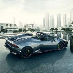 Lamborghini Huracan Spyder car Share and Enjoy! #arabiandate. This is it, awesome!