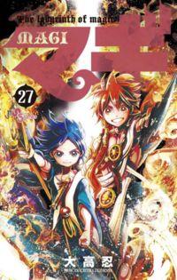 Magi volumen 27