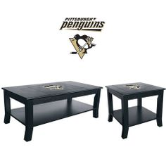 Use this Exclusive coupon code: PINFIVE to receive an additional 5% off the Pittsburgh Penguins Table Set at SportsFansPlus.com