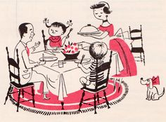 Cutco Cook Book by Margaret Mitchell illustrated by Frank Marcello, 1961.