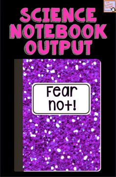 The Science Penguin: The Scary, Scary Output of Science Notebooks: Advice for Teachers