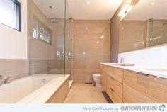 Biglar Kenyon. bkdp.ca/ homedesignlover.com/bathroom-designs/flat-panel-cabinet-bathrooms/