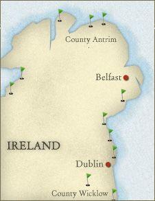 Ireland Golf Vacation Package   Dublin Golf Vacation Package   Golf in Ireland