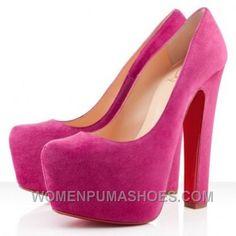 http://www.womenpumashoes.com/christian-louboutin-daffy-160mm-suede-pumps-hot-pink-discount-khbys.html CHRISTIAN LOUBOUTIN DAFFY 160MM SUEDE PUMPS HOT PINK DISCOUNT KHBYS Only $149.00 , Free Shipping!