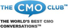 THE CMO CLUB  Exclusively for CMOs(and heads of marketing) Share ideas/best practices, build peer networks. Tweets by Founder P. Krainik. Over 700 CMOs as members. http://thecmoclub.com