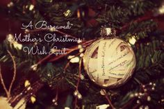 Christmas Wish Ball