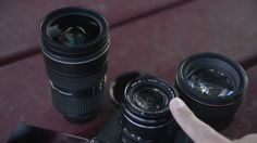Got dirty lenses? Don't try to clean them until you watch this video.