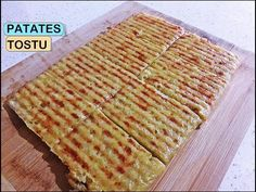 Pratik 3 Malzemeli PATATES TOSTU Tarifi - Kahvaltılık Nefis Lezzet - YouTube