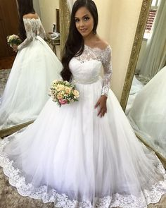 Wedding Dresses 101 – Finding That Gown Pretty Wedding Dresses, Luxury Wedding Dress, Princess Wedding Dresses, Wedding Bridesmaid Dresses, Bridal Dresses, Wedding Gowns, Beaded Dresses, Lace Ball Gowns, Event Dresses