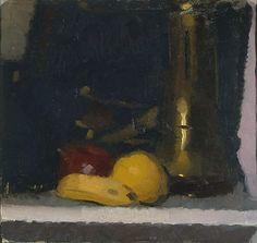 The brass pot, (circa 1921) by Roland Wakelin