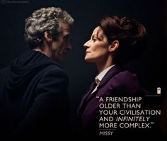 The Doctor and the Master / Missy