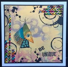 Treasured Moments of Inspiration: Birds of a Feather for That's Crafty Challenge Blog