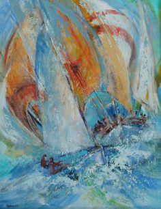 Artist -  Wendy Jelbert \\ Watercolor