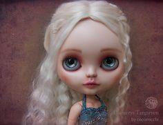 Custom Blythe doll Daenerys Targaryen ~ Game of Thrones by Cocomicchi