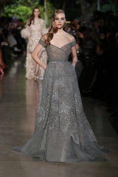 The Luxury Fashion Show, in which designers showcase their best looks in hope Luxury girl will sponser them by wearing their fashions that season... Photo credit to Luxury Servant