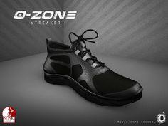 O-zone Streakers - Black | Flickr - Photo Sharing!