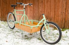 Oak Cliff Cargo Bicycles | Hand built, affordable, Dutch-style cargo bicycles for the masses made in Oak Cliff, TX