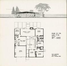 "Eichler Home ""CC-174"""