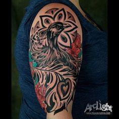 Tattoo by Mason Williams, Cincinnati, OH