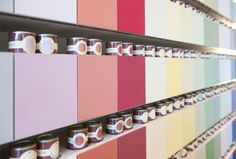 Be inspired by Farrow & Ball. Browse our Room Inspiration pages, explore a variety of neutral colour schemes and view the latest Farrow & Ball events. Farrow Ball, Farrow And Ball Paint, Tile Wallpaper, Painting Wallpaper, Best Paint Colors, Wall Colors, Paint Colours, Kitchen Cabinet Colors, Kitchen Colors
