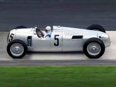 Pre-war Auto Union racing car