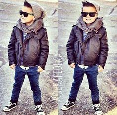 Little gentleman style. 2