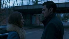 Daniel and Esther ~ Berlin Station S1 My... - mezzmerized by richard