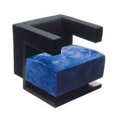 Walter Gropius - chair