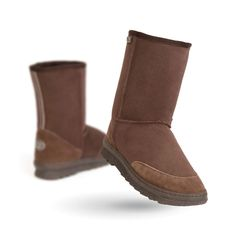 Platinum Outback Lo Womens Sheepskin Boot- EMU Australia