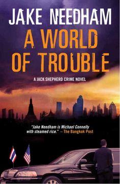 Jake Needham  A World of Trouble book 3 really