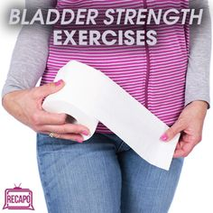 Dr Oz: Pelvic Floor Exercises for Leaky Bladder + Incontinence