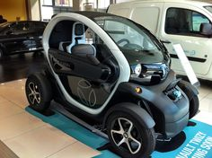 Twizy MOMODESIGN www.daddario.it