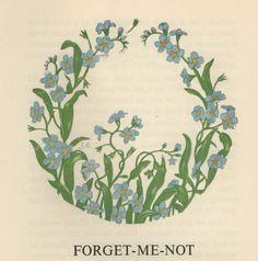 haremofpeacocks:  ' A Wreath Of Flower Legends' New blog post here.