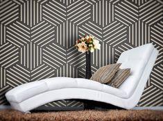 Wallpaper MURAL POSTER Grey Octopus Line Pattern WALL DECOR  Room Art Trend  #Unbranded