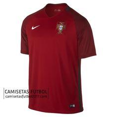 Primera camiseta de tailandia Portugal euro 2016 €19,9