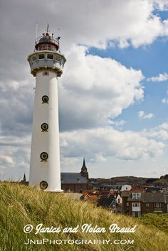 Jan van Speijk Lighthouse, Holland • Janice Braud