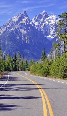 Grand Teton National Park is a National Park in Moose. Plan your road trip to Grand Teton National Park in WY with Roadtrippers. Sierra Nevada, Vacation Places, Dream Vacations, Grand Teton National Park, National Parks, Jackson Hole Wyoming, Yellowstone National Park, Travel Usa, Travel Info