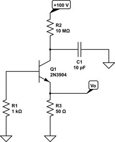 Avalanche #PulseGenerator is either an electronic circuit or a piece of electronic test equipment used to generate rectangular pulses.
