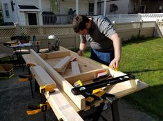 Game Table Build - The Thoughtful Gamer