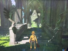 Look at the goddess statue from skyward sword, but I think someone has a nice butt...... just sayin!!!!!!!!!!!❤❤
